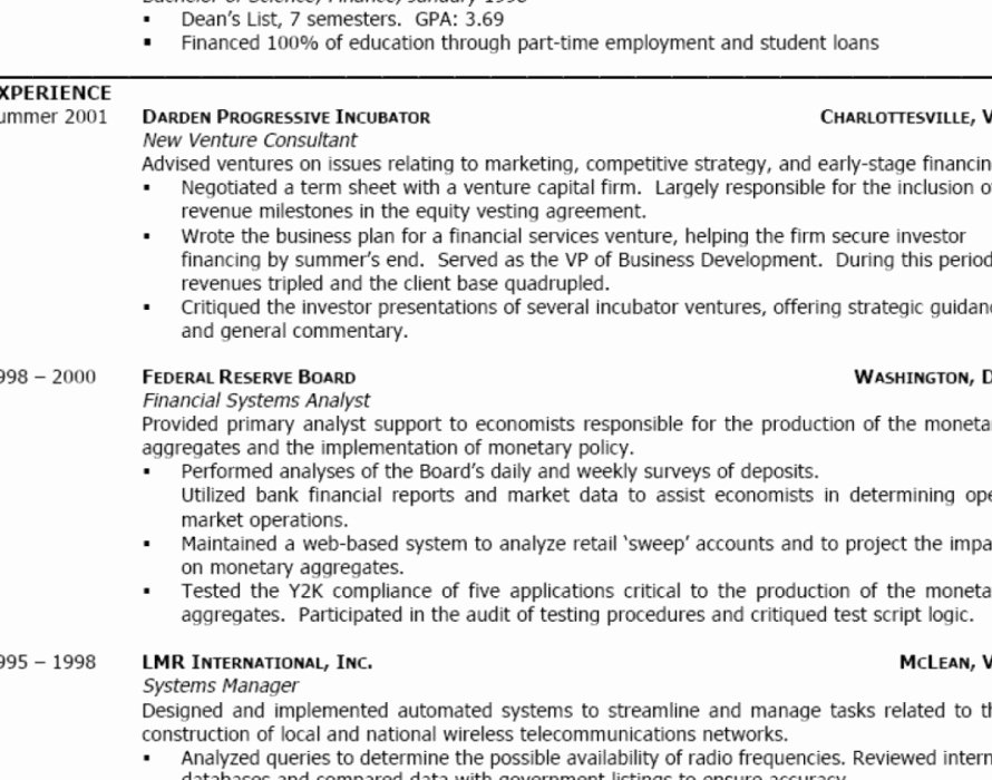 Linkedin Resume Builder Word format