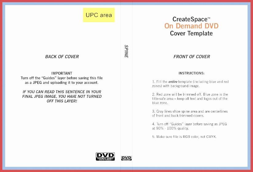 Lisovzmesy Slim Dvd Cover Template
