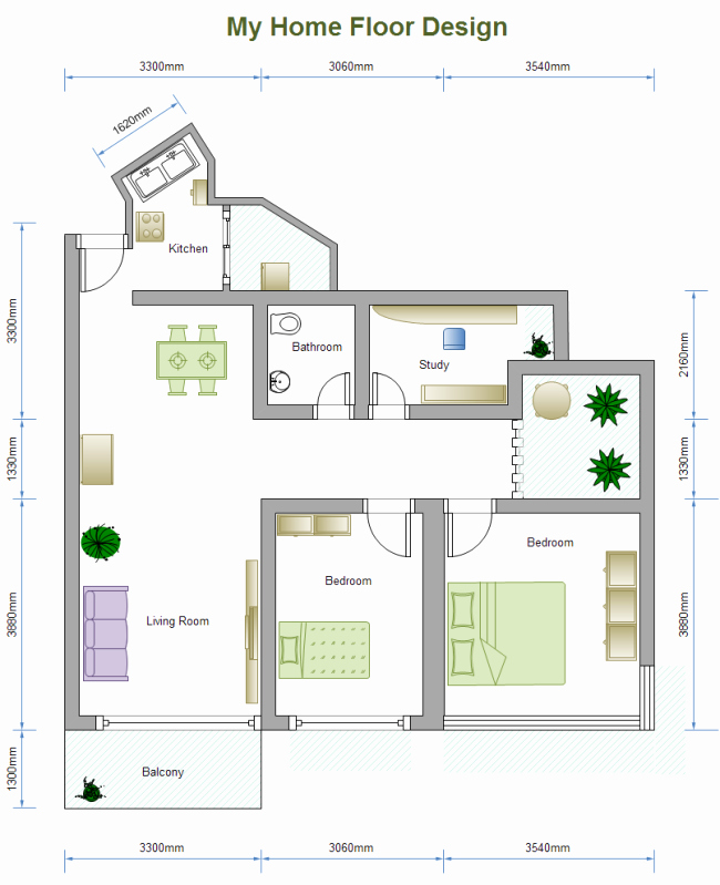 Living Room Floor Plan Templates Free Modern Home Design