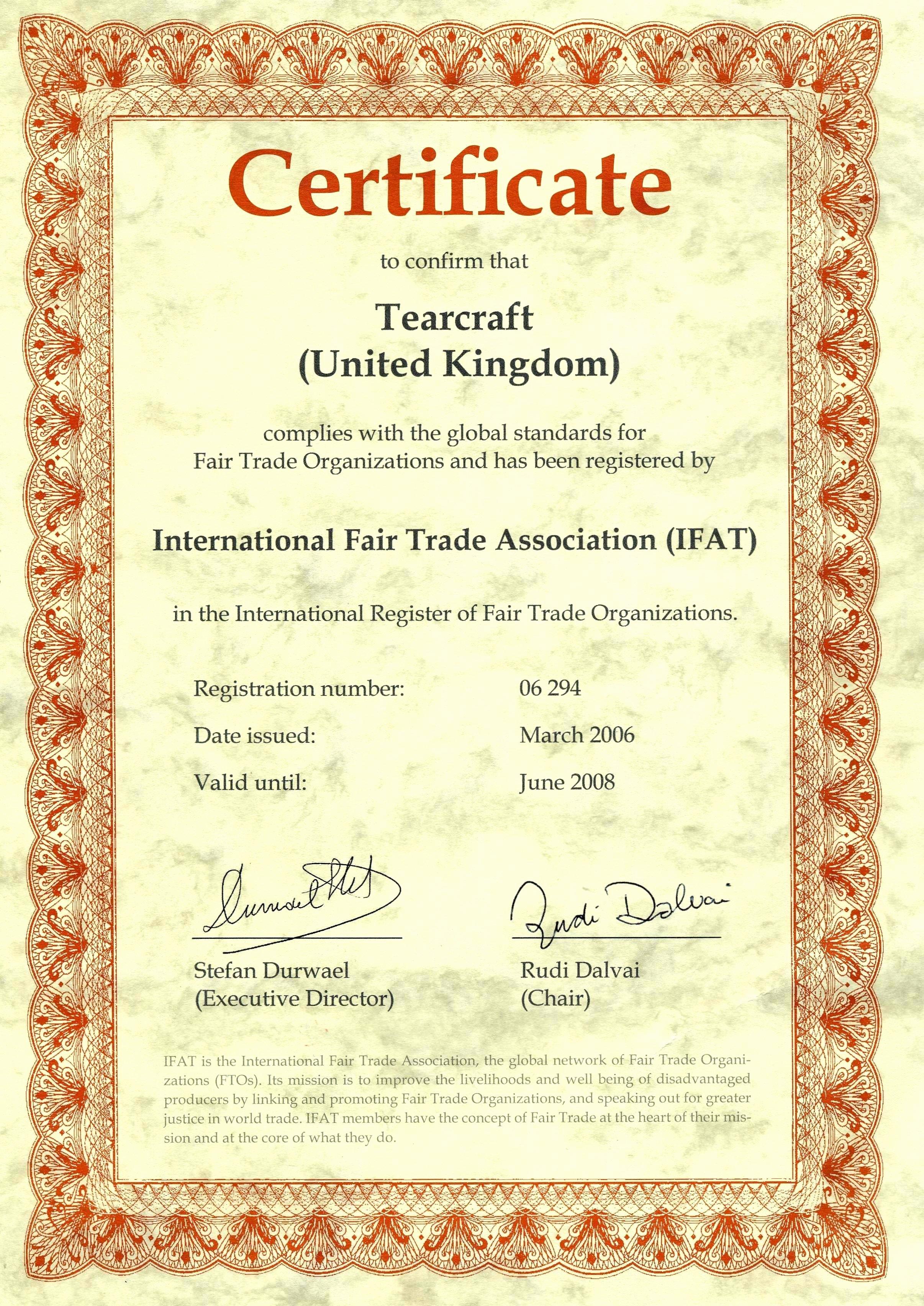 Llc Membership Certificate Sample