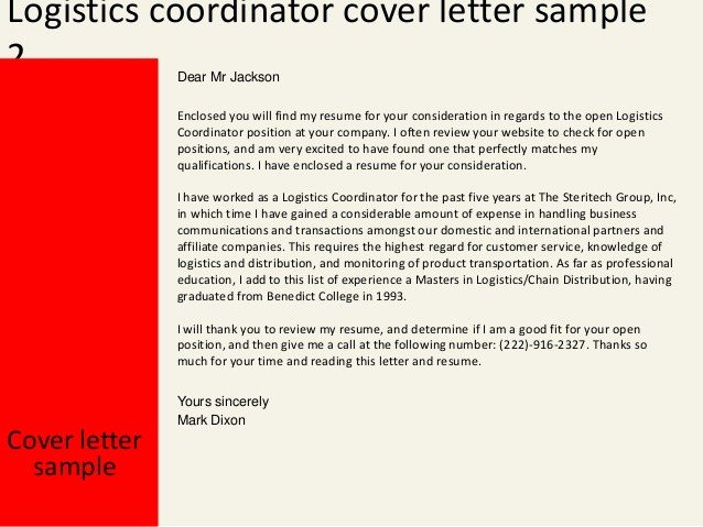 Logistics Coordinator Resume Elegant Logistics Coordinator