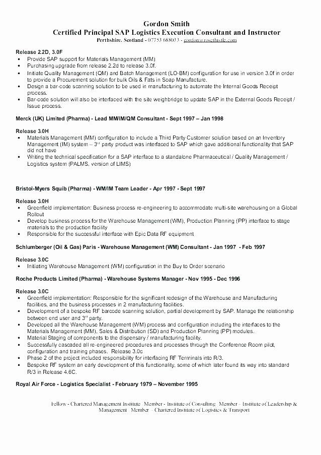 Logistics Coordinator Job Description Sarahepps – Latter Example