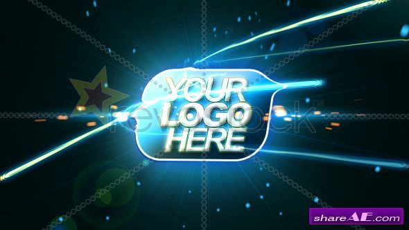 Logo Animation 2 after Effects Project Revostock