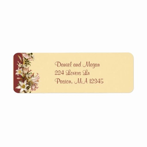 Looking for Answers About Avery Wedding Elegant Swirls Tag