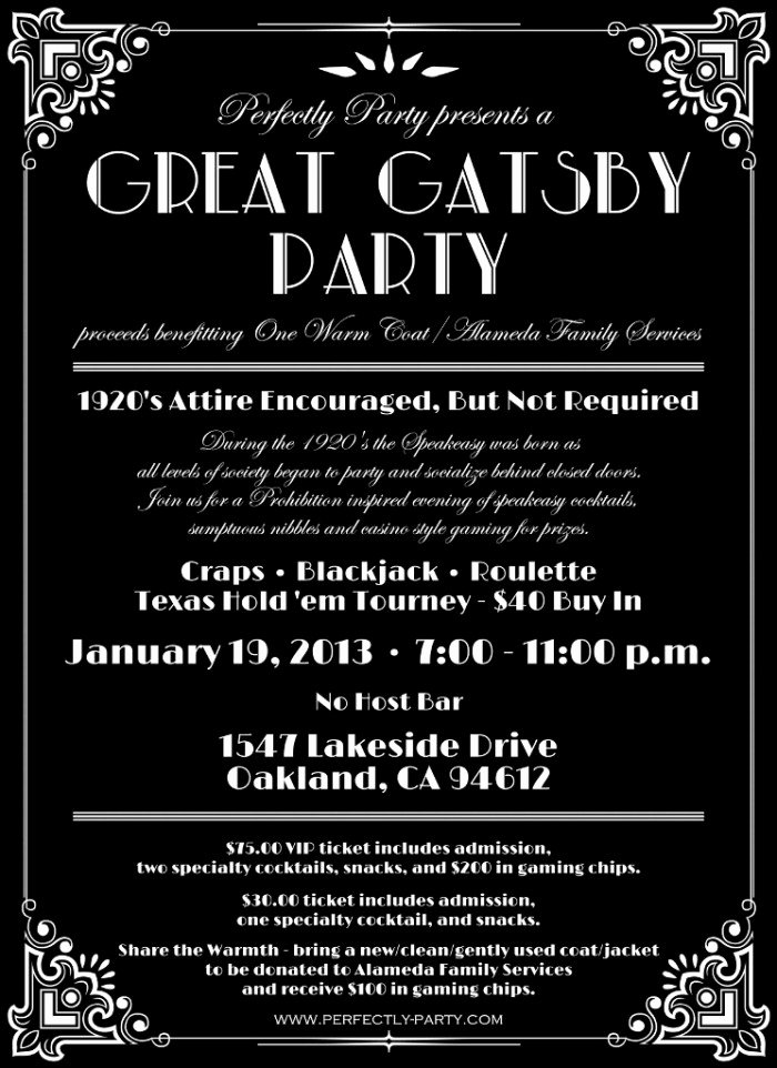 """Lost In Translation why I Won T Be attending Your """"gatsby"""