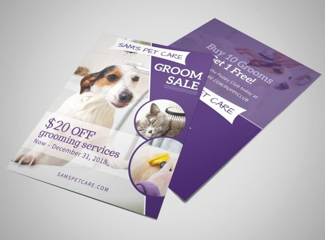 Lost Pet Flyer Maker Create and Missing P and Unique Free