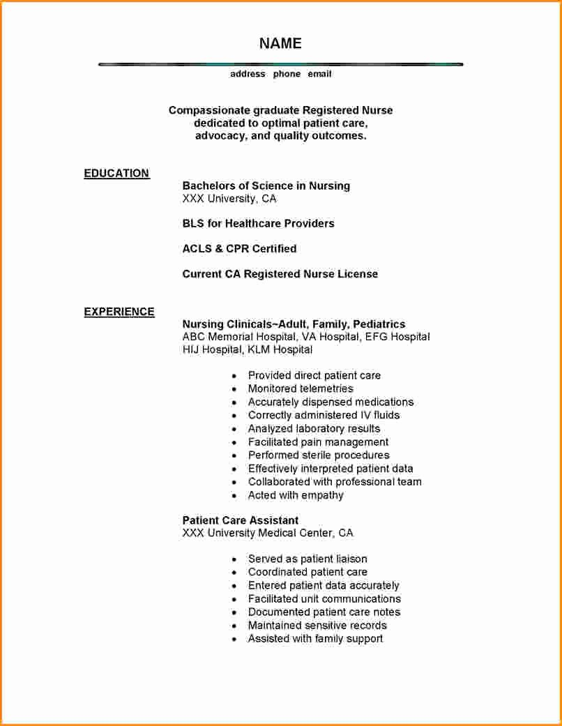 Lovely Good Resume Templates Free Best Free Resume