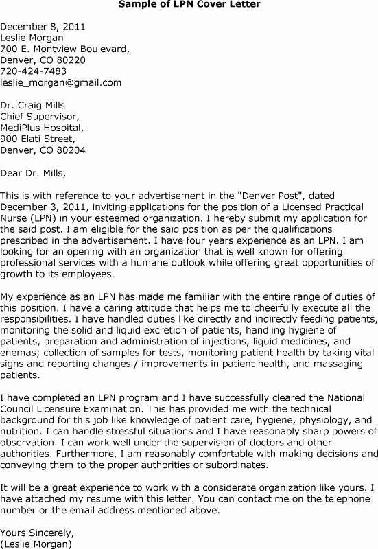 Lpn Cover Letter Samples Icebergcoworking Icebergcoworking
