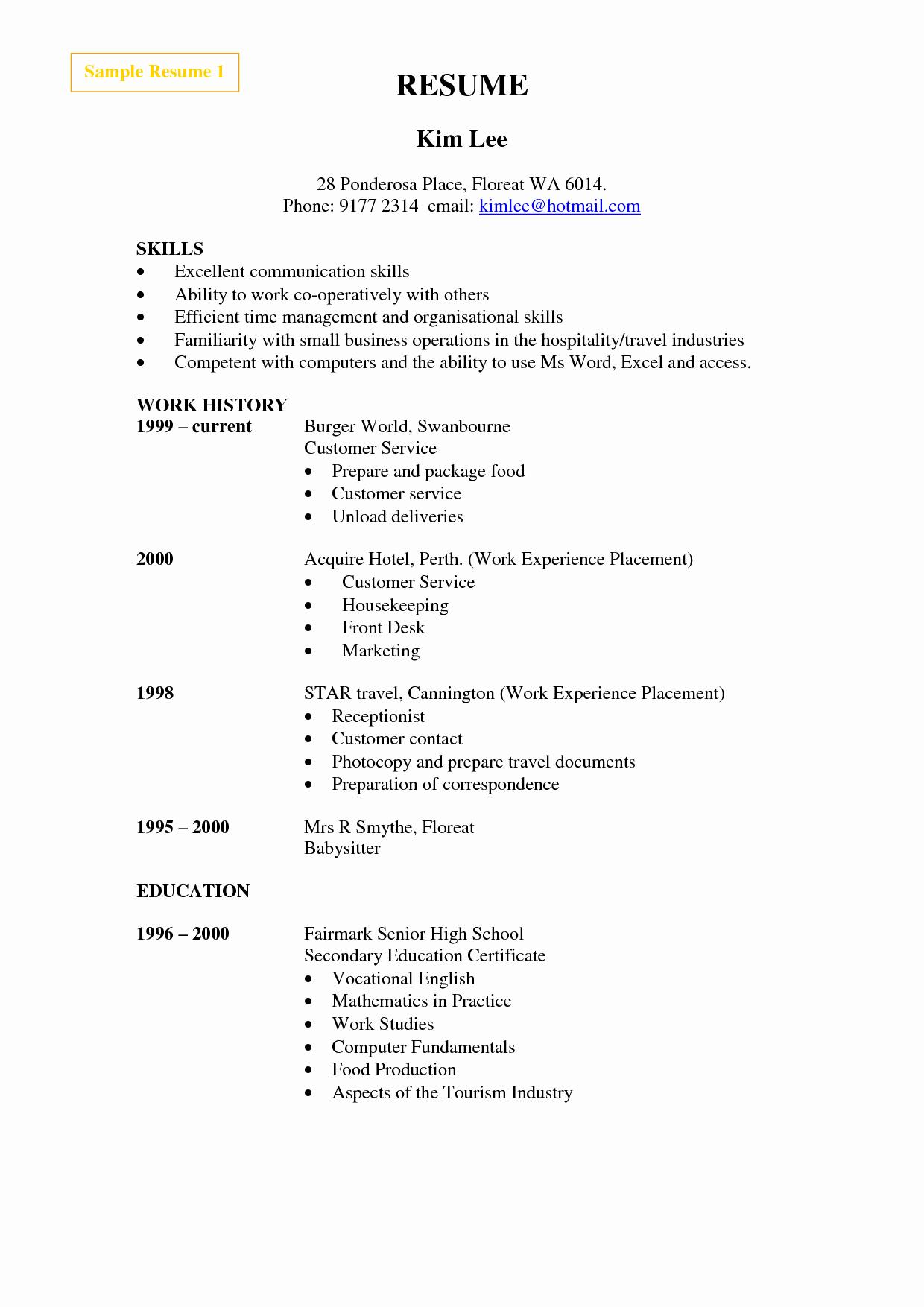 Lpn Resume Skills and Abilities Bongdaao