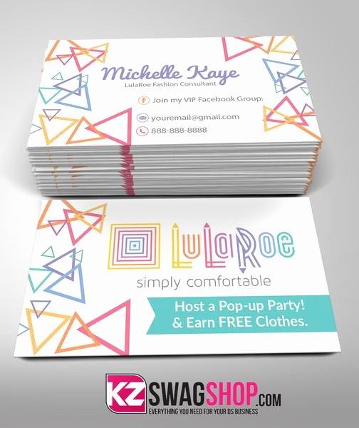 Lularoe Business Cards Style 4 – Kz Swag Shop
