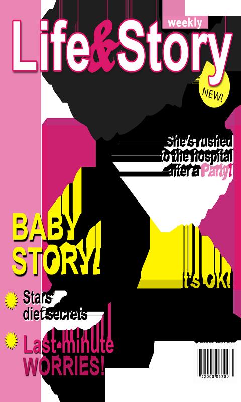 Magazine Cover Template Magazine Cover Template