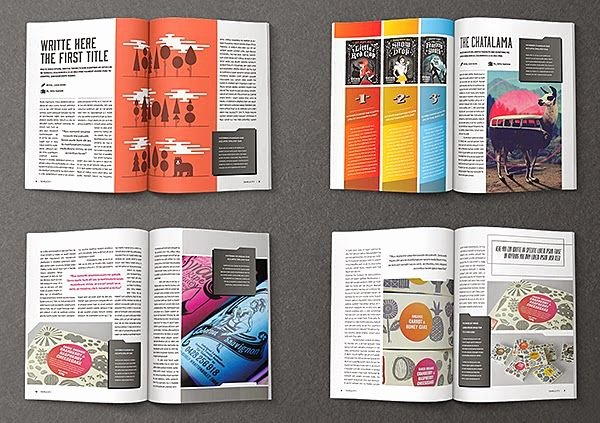 Magspreads Free Indesign Magazine Templates