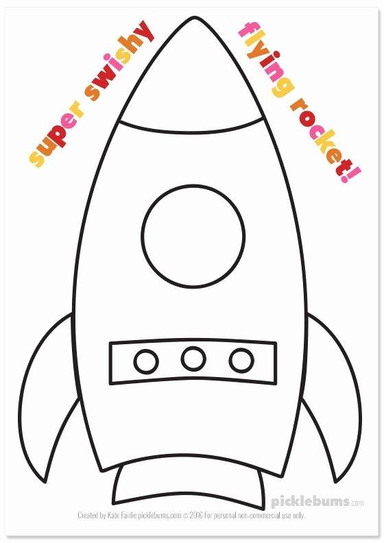 Make A Flying Rocket
