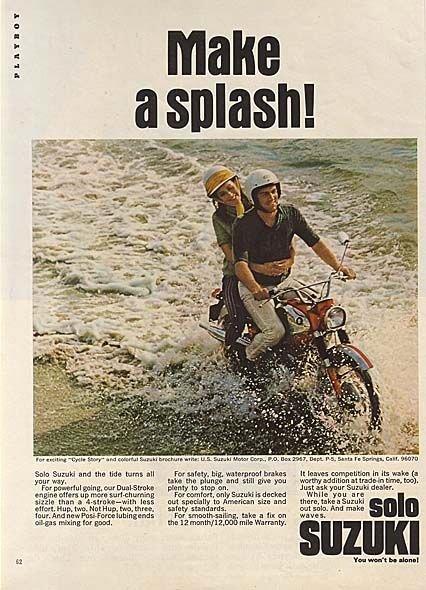 Make A Splash – the Marquis
