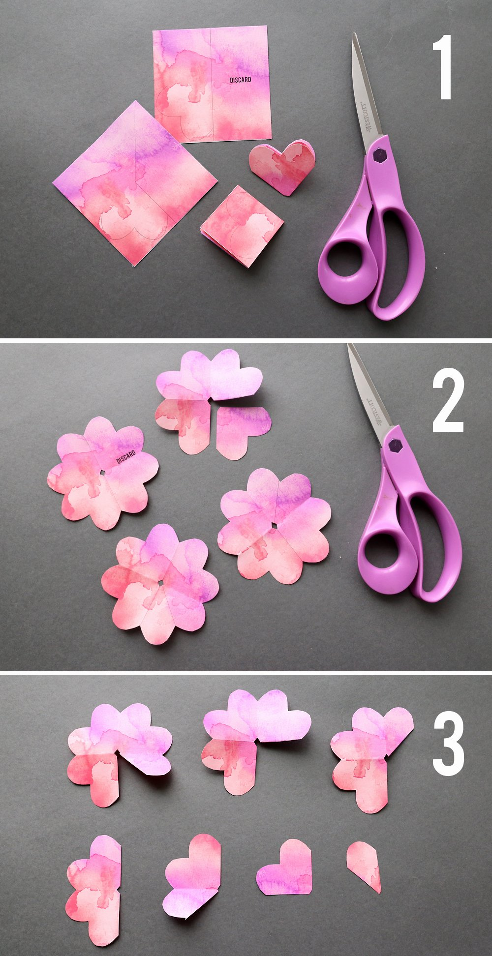Make Gorgeous Paper Roses with This Free Paper Rose