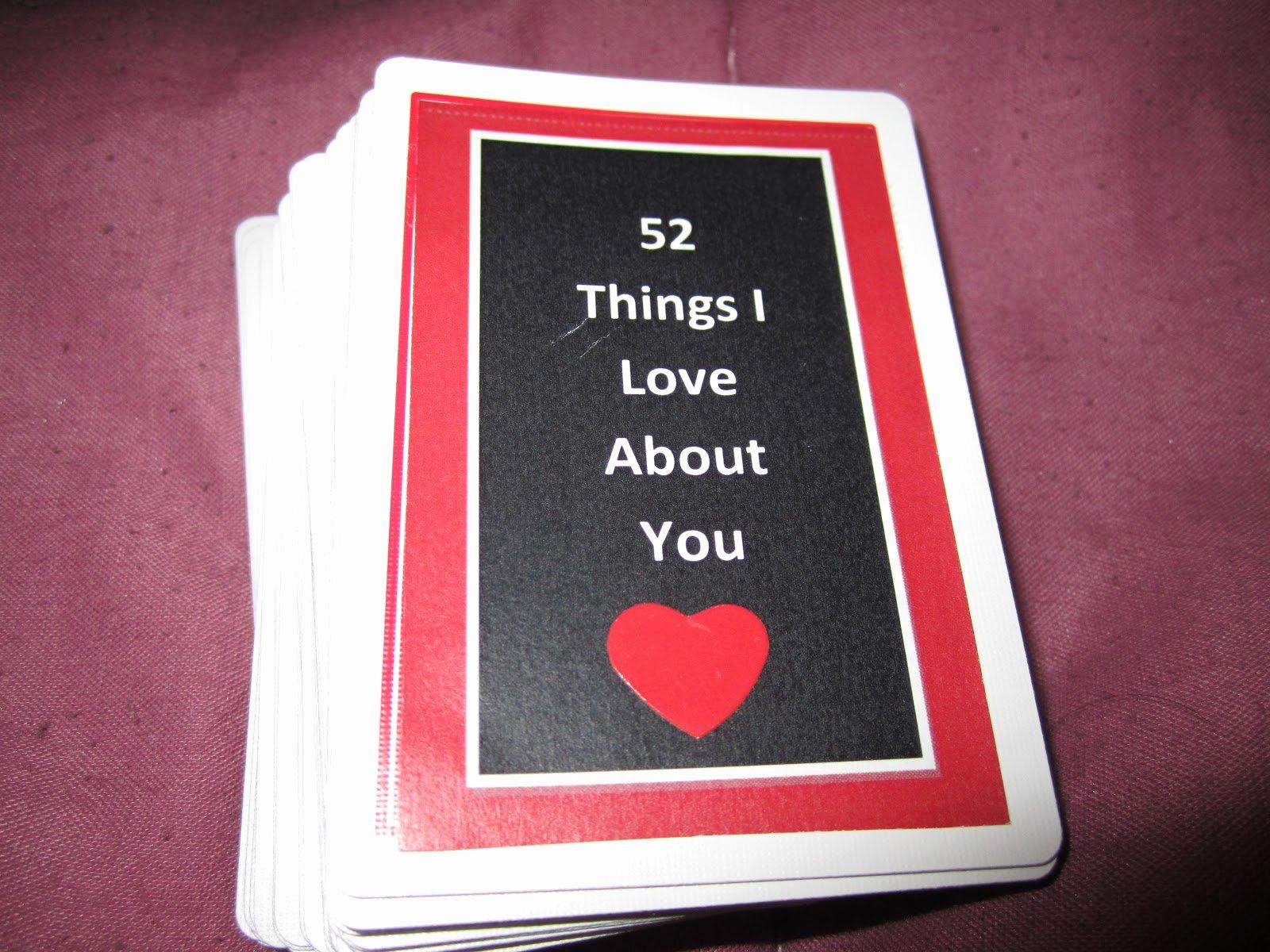 Make It Work Sam 52 Reasons I Love You