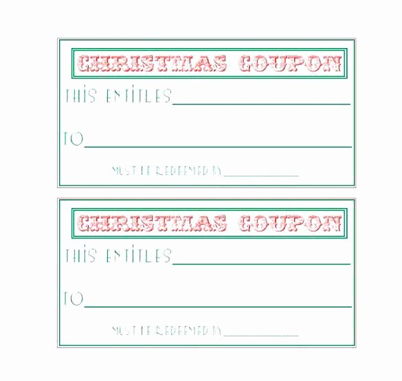 Make Your Own Coupon Template Custom Coupons Free Template
