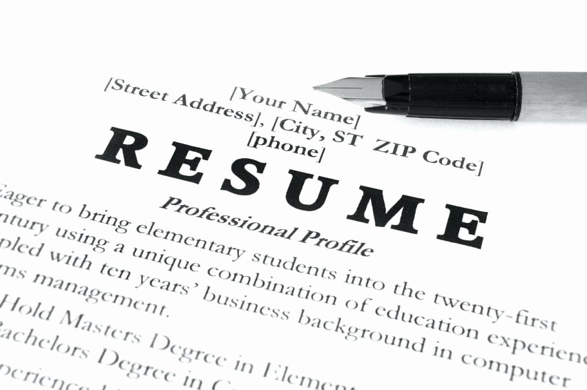 Making Your First Resume How to Write A Resume Resume Tips