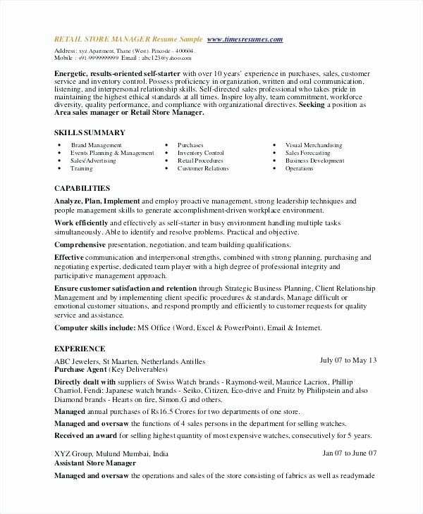 Manager Resumes Templates for Sales Manager Resumes Casino