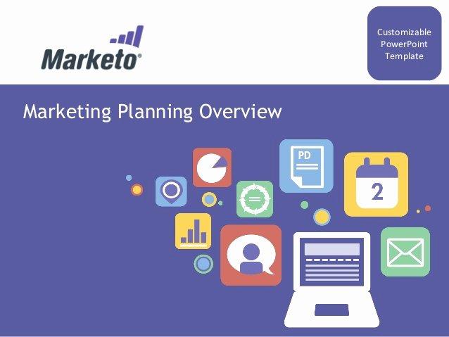 Marketing Quarterly Yearly Planning Customizable