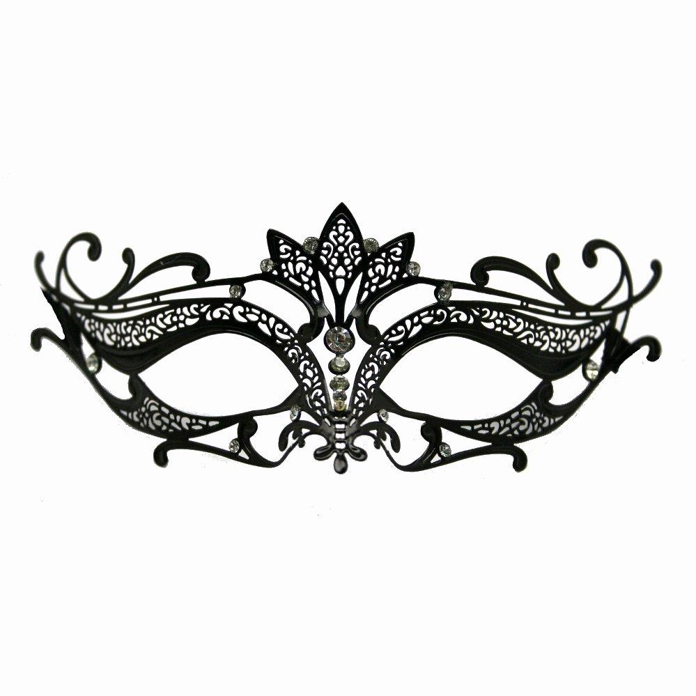 Masquerade Mask Template