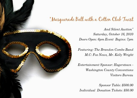 Masquerade Party Invitations Template