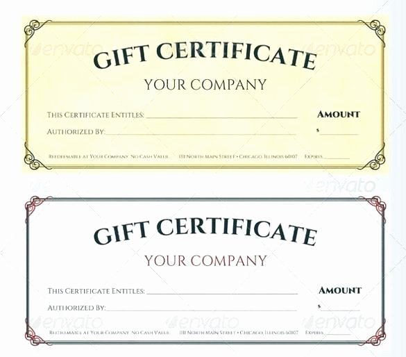 Massage therapy Gift Certificate Template Printable Gift