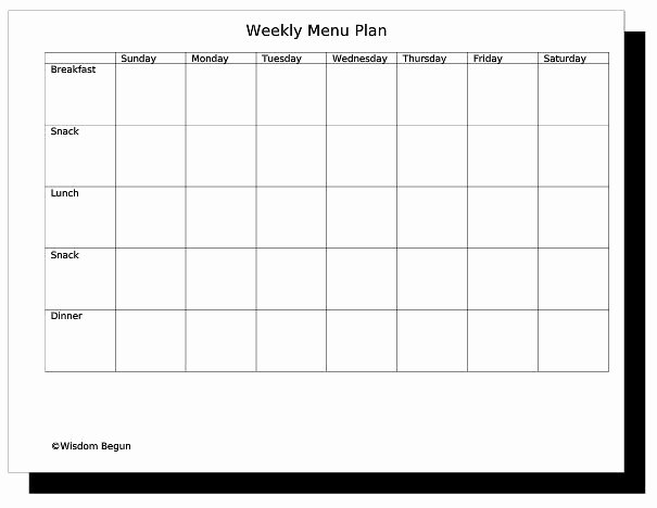 Meal Planning Template Clipart Best Clipart Best