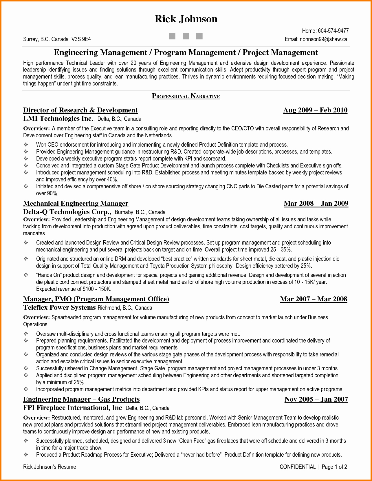 Mechanical Engineering Resume Skills Sidemcicek