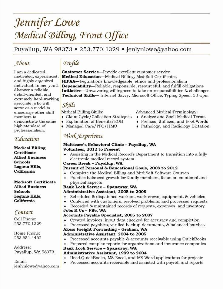 Med School Resume Best Resume Collection
