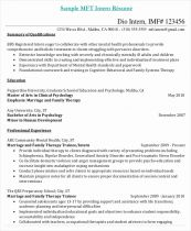 Resume Template Medical assistant
