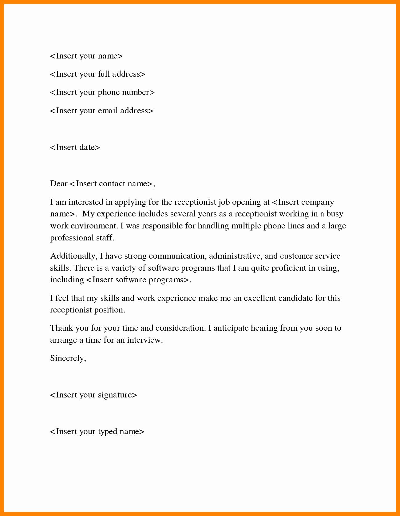 Medical Administrator Cover Letter Sarahepps