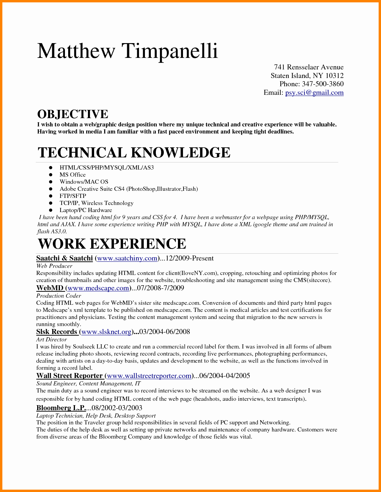 Medical Coder Resume Summary Sidemcicek