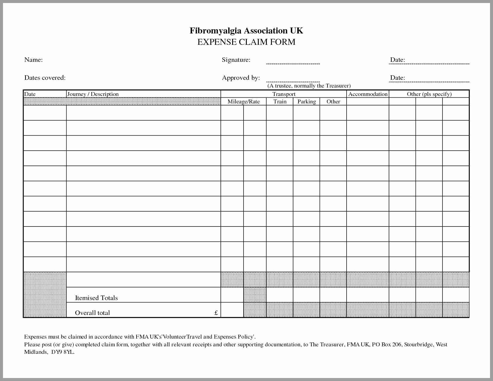 Medical Expense Spreadsheet Templates Unique Free Personal