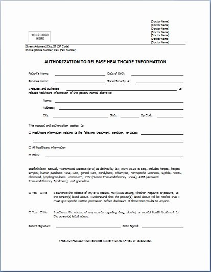 medical form templates microsoft word 3139