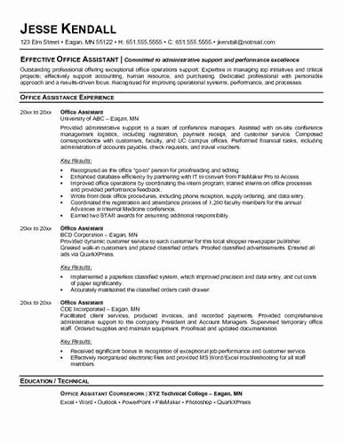 Medical Office assistant Resume Objective Related