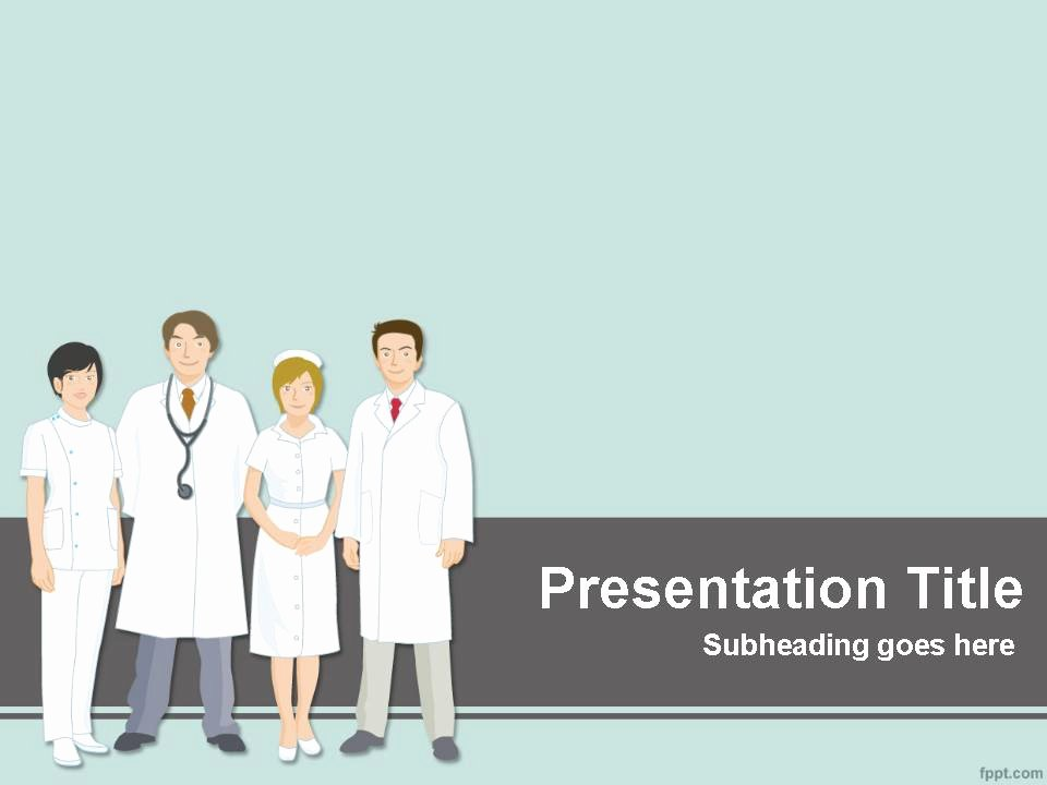 Medical Powerpoint Template 10