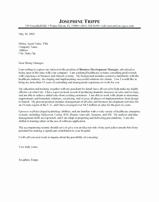 Medical Practice Administrator Cover Letter Entry Level