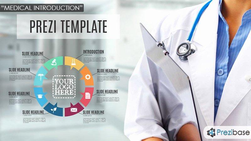 Medical Prezi Templates