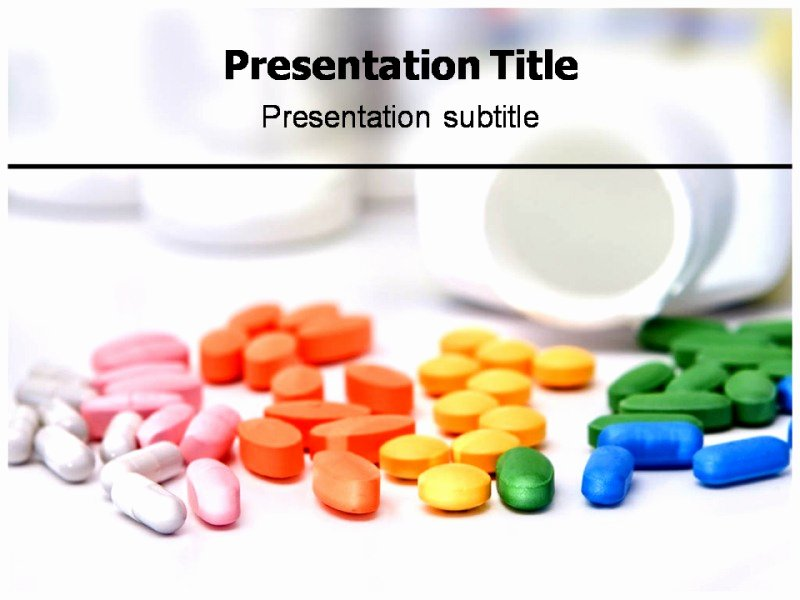 medicine powerpoint template free ppt templates medical microscope 02 medicine powerpoint ideas
