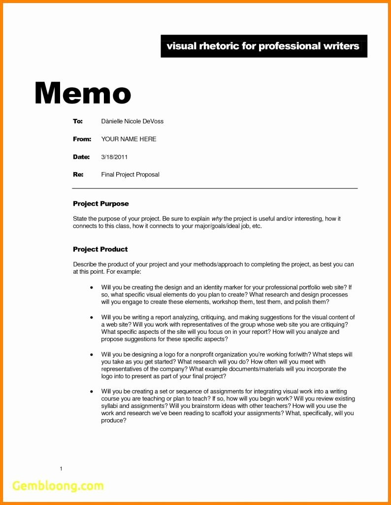 Memo Template Google Docs Blogihrvati