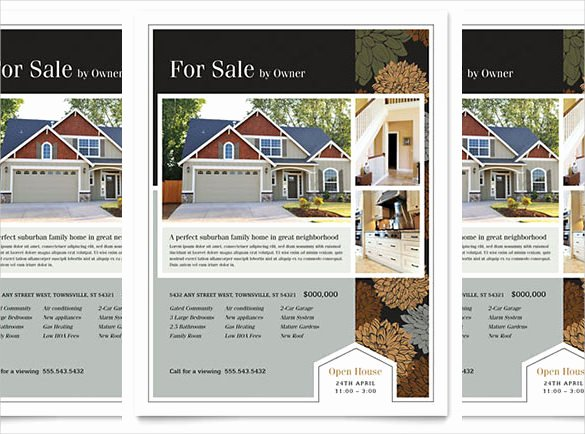 Mercial Real Estate Flyer Template Publisher