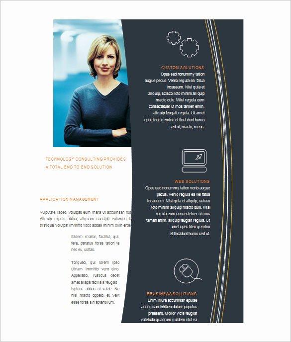 Microsoft Brochure Template 49 Free Word Pdf Ppt