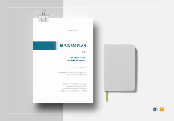 Microsoft Business Plan Template – 18 Free Word Excel