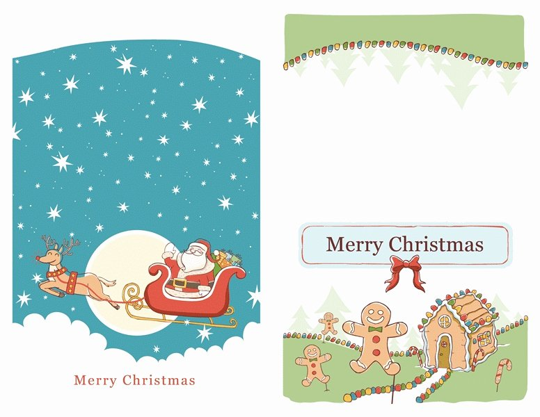 Microsoft Christmas Card Templates Invitation Template