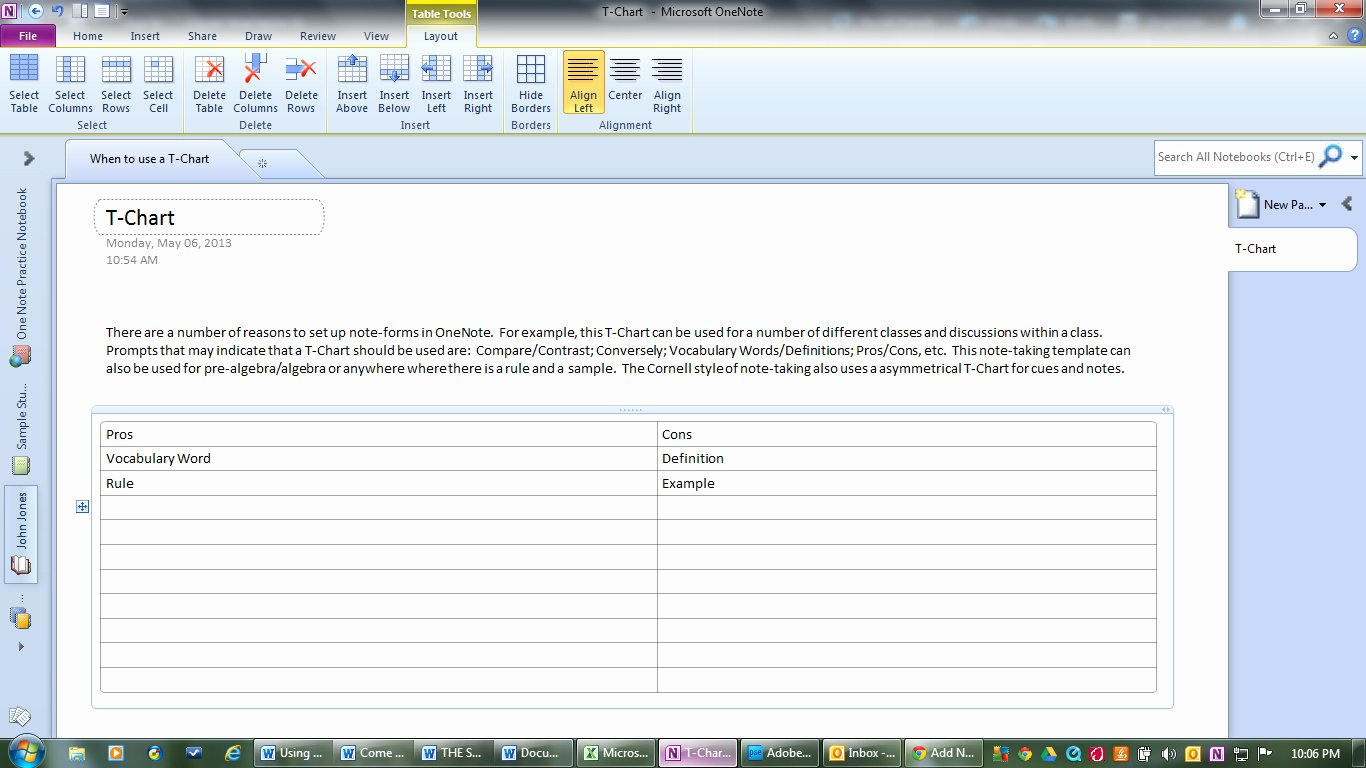 Microsoft Enote – Eleanor Cawley M S Otr L