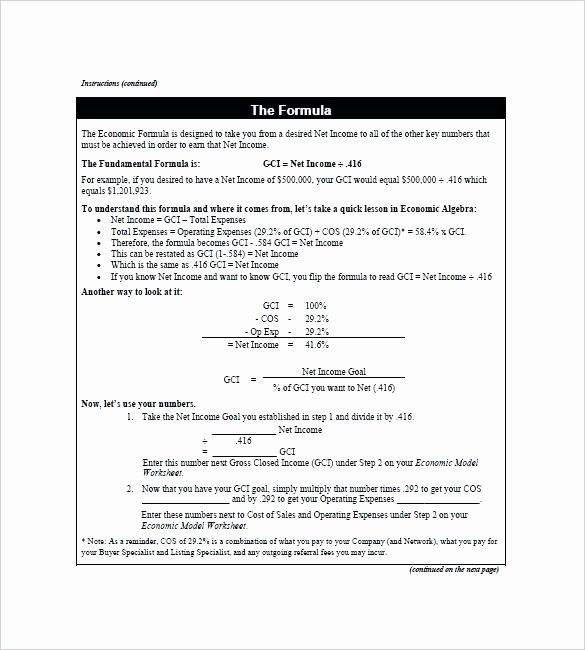 Microsoft Excel Business Plan Template Business Excel