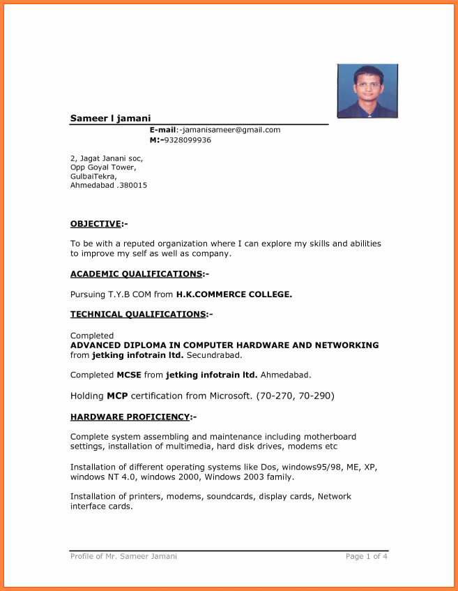 Microsoft Fice 2010 Resume Templates Resume Sample