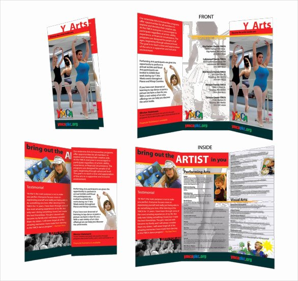 Microsoft Fice Brochure Templates Free Download