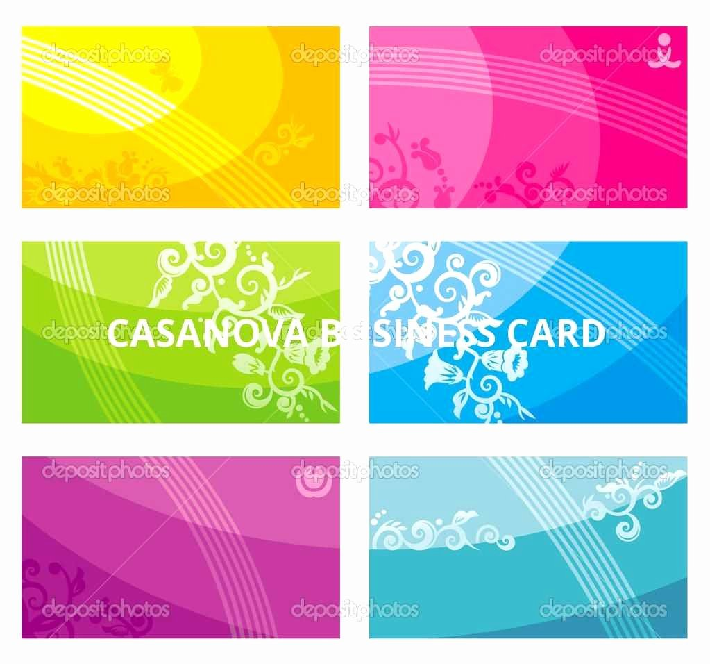 Microsoft Fice Business Card Templates Free